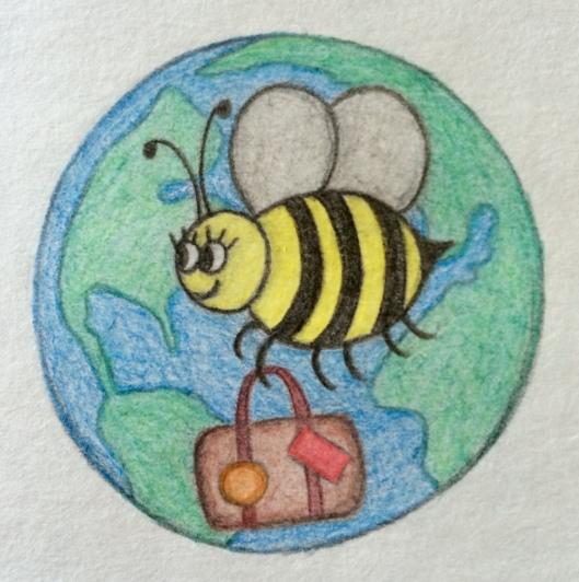 travelinbee logo