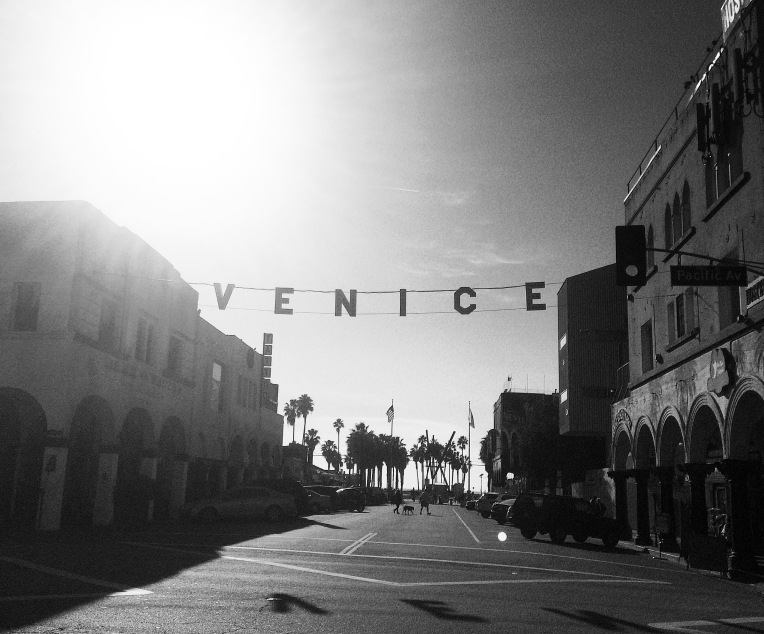 If you have never been to venice beach it is definitely a unique experience and has edgy qualities you wont find anywhere else
